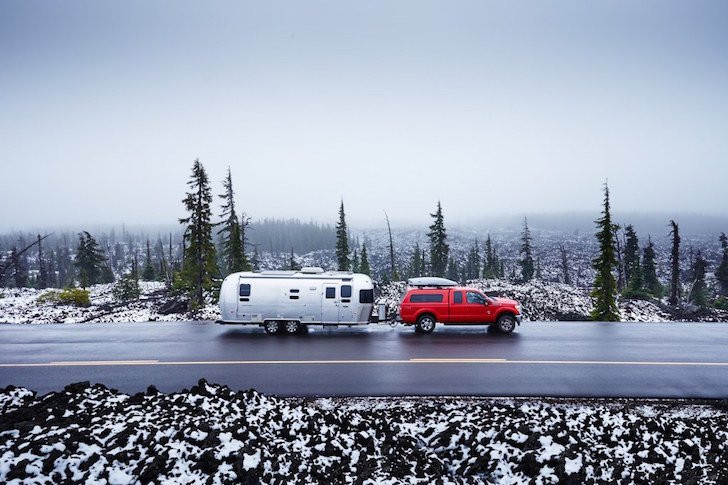 Photographer Lives Full Time In Airstream Camper