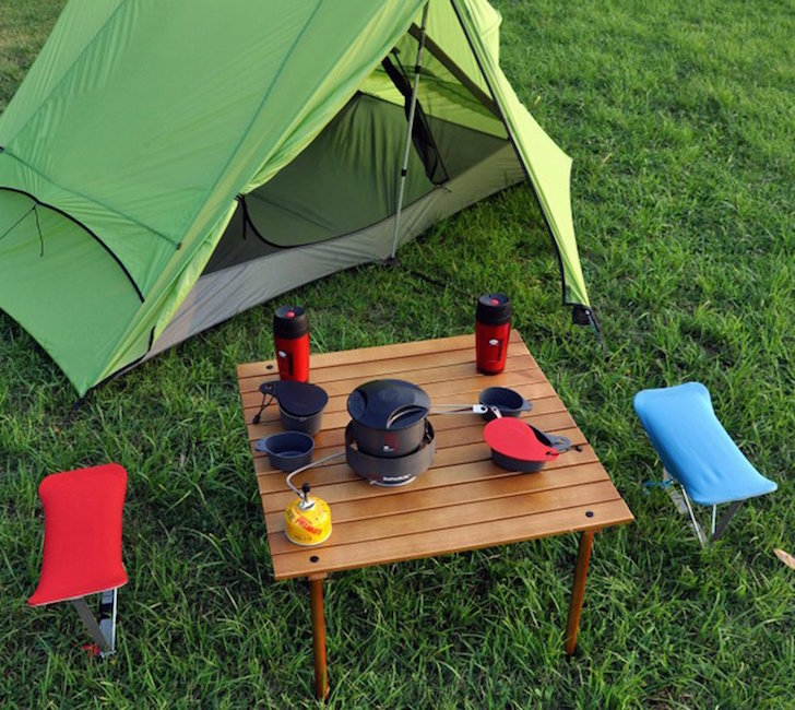 Peachy 4 Best Outdoor Portable Tables For Rvs And Camping Interior Design Ideas Tzicisoteloinfo
