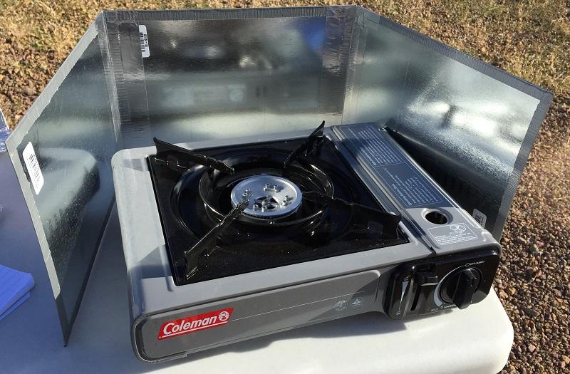 Teardrop-Fulltime-Cooler-stove-screen