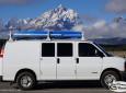 From 2003 Chevy Cargo Van To Camper Van – Backroads Vanner Celebrates Life On The (Back) Roads