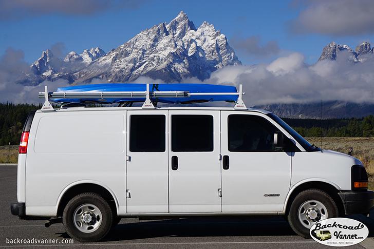 from 2003 chevy cargo van to camper van. Black Bedroom Furniture Sets. Home Design Ideas
