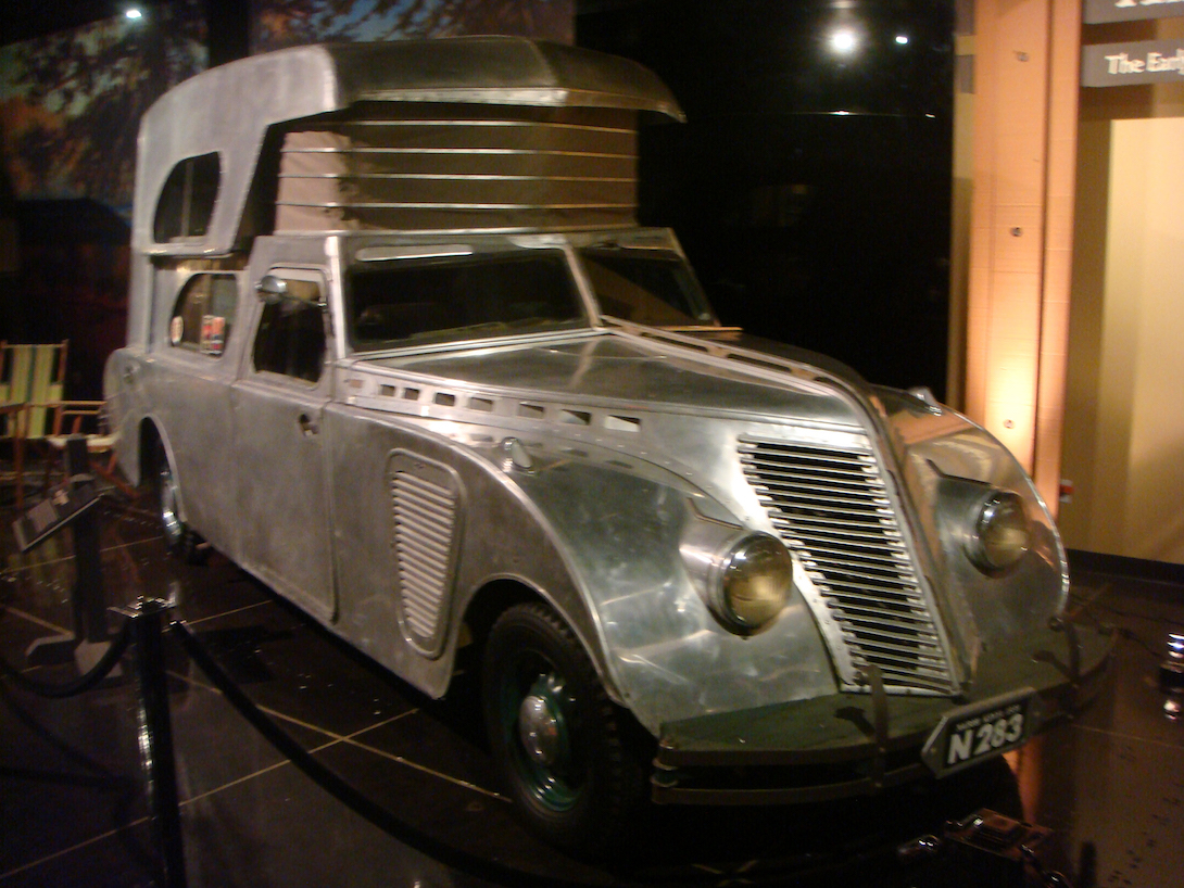 1934 Thompson House Car