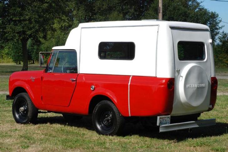 1963 truck camper