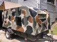 Picture Of The Day: Homemade Camouflage Camper