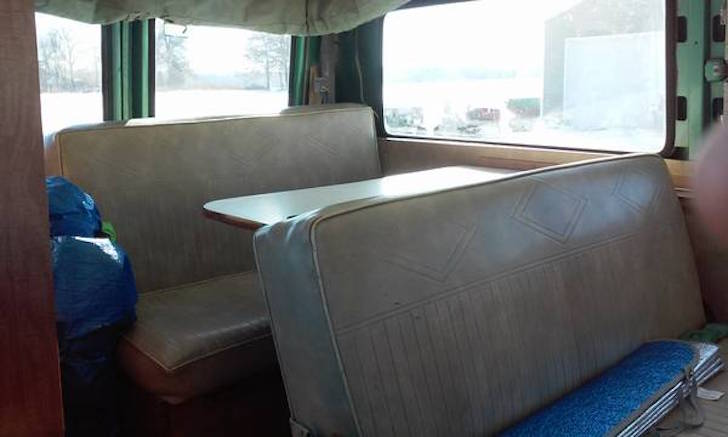 Chevy van seats