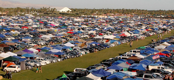 Camping At Coachella? 5 Tips For Fun In The Desert