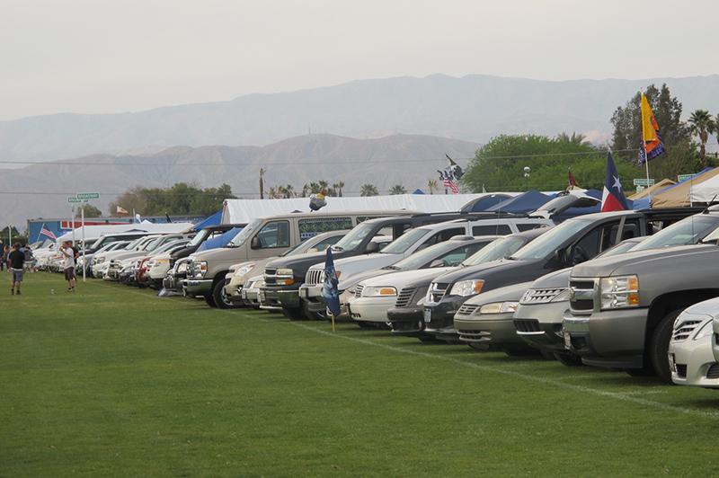 Coachella-Camping-Van