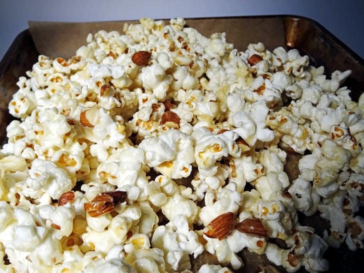 Stove-Top Popcorn