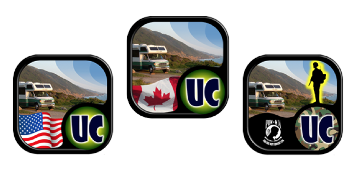 Free camping location apps