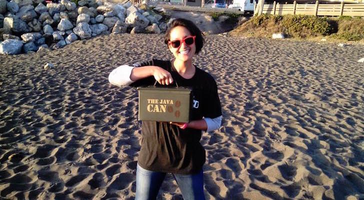 Java Can Packs Coffee Like Rambo Would – In An Ammo Box
