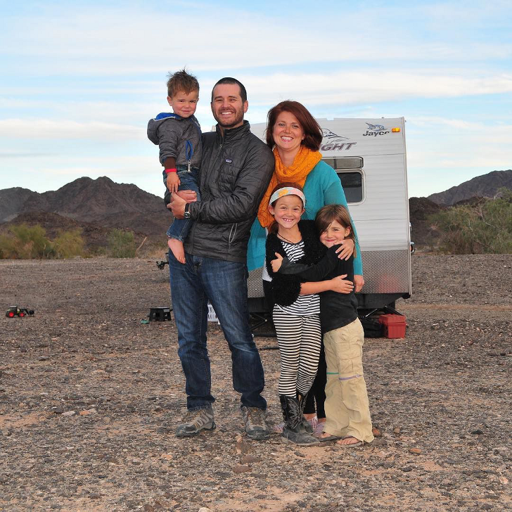 full-time RVing costs