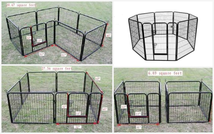 3 Portable Dog Playpens For Camping