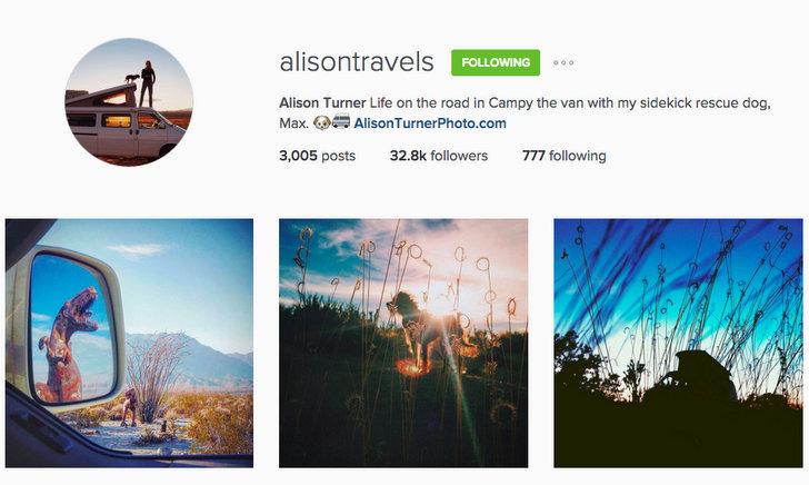 Travel Instagramers