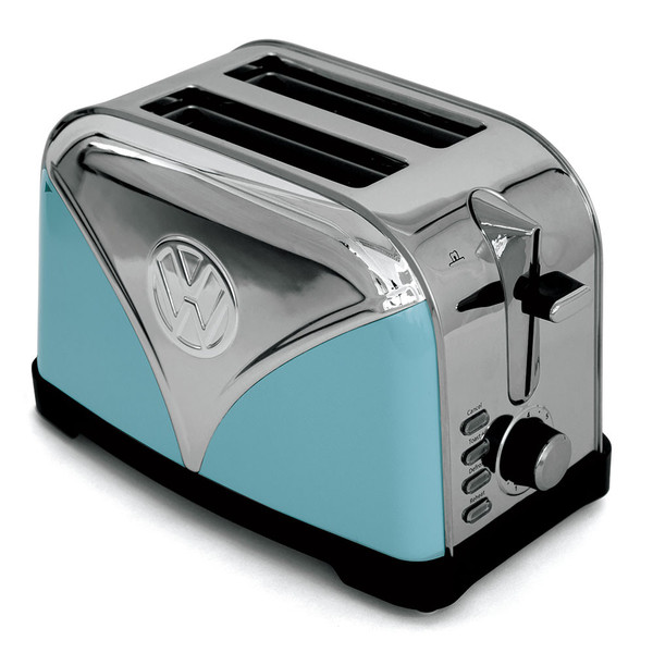 VW toaster in sky blue