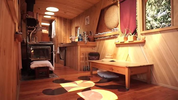 open interior shot