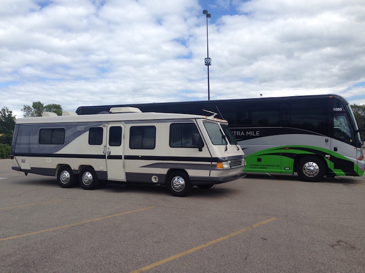 Rv Rent To Own >> Restored 1990 29 Foot Amera Coach