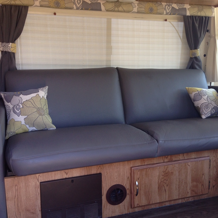 Couch in Amera Coach