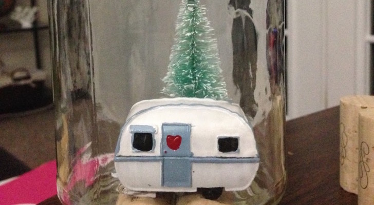 Picture Of The Day: DIY Camper Diorama