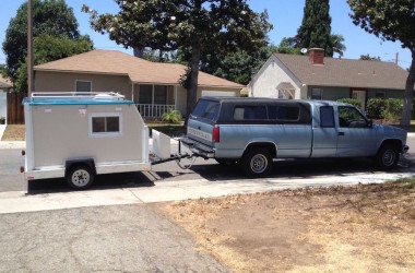 Picture Of The Day: $700 DIY Micro Camper
