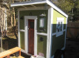 This Tiny Cabin On Wheels Makes Most Tiny Houses Look Huge