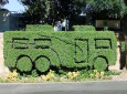Picture Of The Day: Topiary RV At Novato RV Park