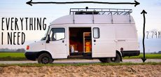 3 Inspiring Ideas From A British Camper Van Conversion