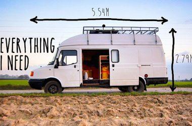 3 Inspiring Ideas From A British Camper Van Conversion