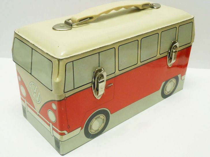Vintage VW lunchbox