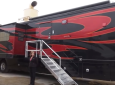 Space Craft RV Makes This Custom 57-Foot Fifth Wheel Trailer