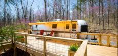 5 Awesome Backyard & Rooftop Airstreams