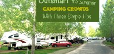 Outsmart Summer Camping Crowds With These Tips