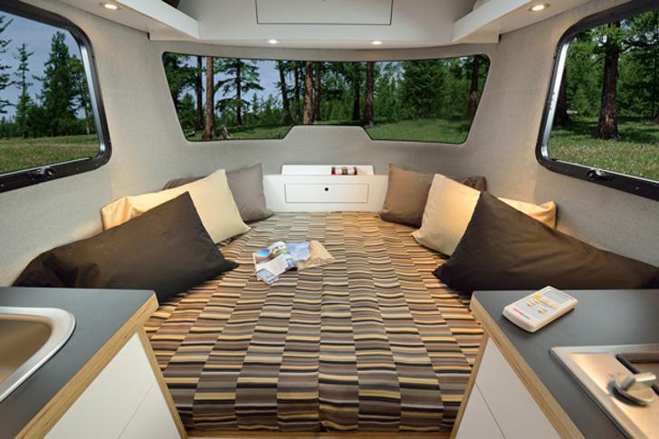 Nest Caravan