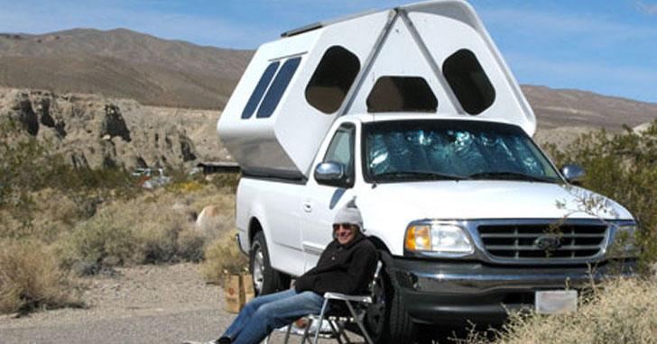 Pickup Truck Camper Build