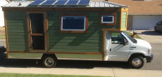 A Carpenter Built House Truck RV With Some Great Features