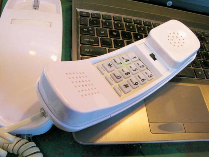satellite VOIP