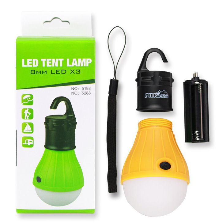 LED tent light