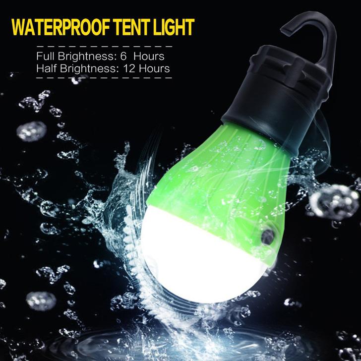 LED tent light