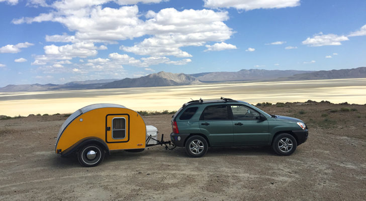 5 Places To Go In Nevada's Black Rock Desert (Besides Burning Man)