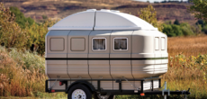 A Modular Camper That Takes One Person, One Hour, And One Screwdriver To Put Together