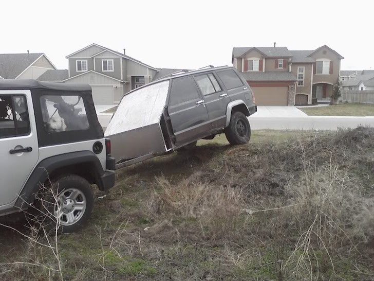 Tow testing