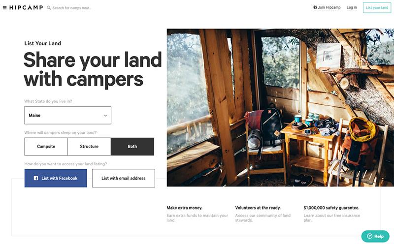 landshare-Hipcamp