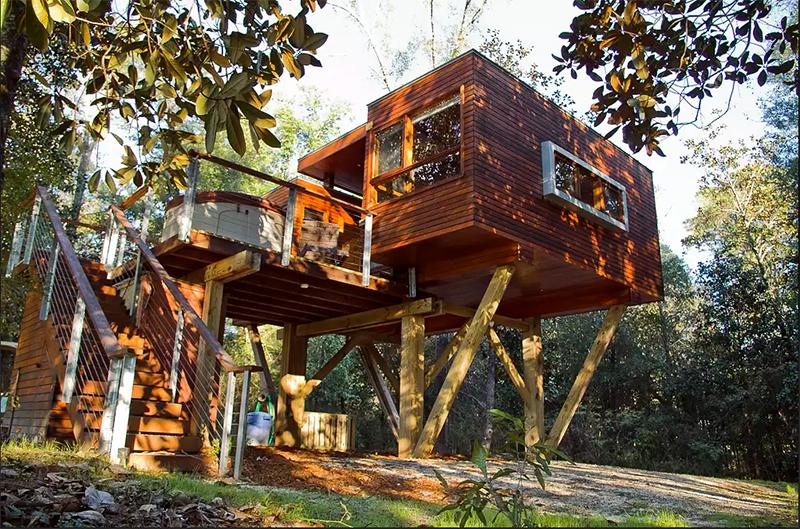 treehouse-Hipcamp