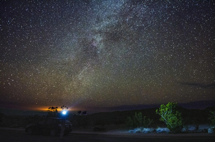 10 Of The Best Places In The U S To Go Stargazing