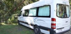 Tour An Australian Camper Van [VIDEO]
