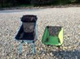Helinox Camp Chairs Go From Backpack To Campground