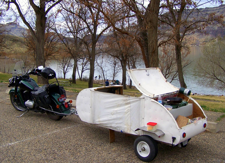 New Bend, Oregonbased Freespirit Recreation Manufactures Lightweight, Towbehind, Tenttopped Camping Trailers For Cars And Motorcycles In Three Models The Journey XL Tent Trailer, The Journey XL Off Road Tent Trailer, And The Spitfire