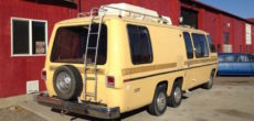 It's A Golden Brown 1976 GMC 260 Motorhome