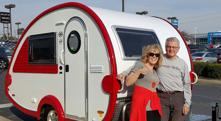 Rent A Camper And Tow Vehicle With Road Adventures