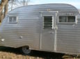 Young Couple Destroy & Rebuild A Serro Scotty Sportsman Camper