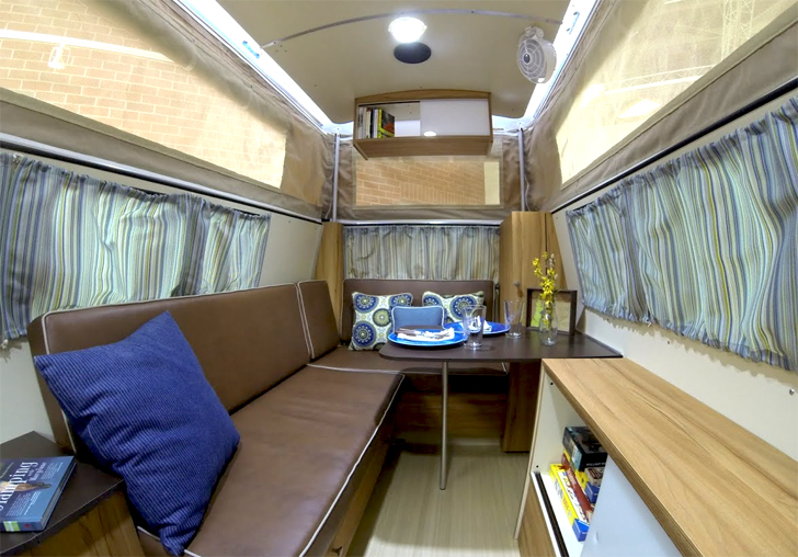 Dub Box Creates Unique Fiberglass Campers Based On Vw Vans